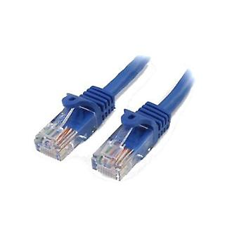 Startech 10Ft Blue Molded Cat5E Utp Patch Cable