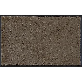 Wash & Dry Fußmatte waschbar Taupe 50x75 cm 003779