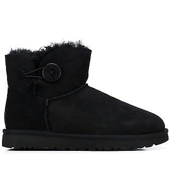 Mini Bailey Button II Black Boots