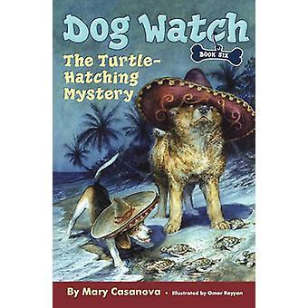 Het TurtleHatching Mystery van Casanova & Mary