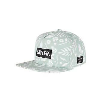CAYLER & SONS Unisex Cap WL Statement Leaves N Wires
