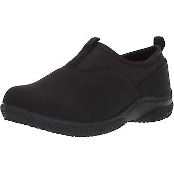 Propet Women's Madi Slip-on Snow Boot Black 6 Narrow Narrow US