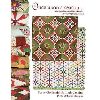 Once Upon a Season  PrintOnDemand Edition by Goldsmith & Becky