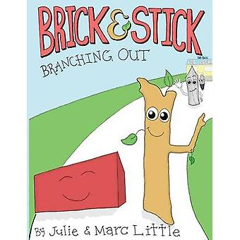 Brick  Stick Branching Out by Little & Julie Ann