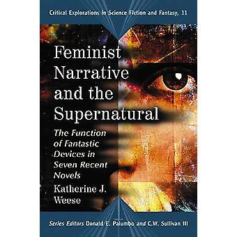 Feministiske fortelling og overnaturlige - funksjonen i fantastisk De