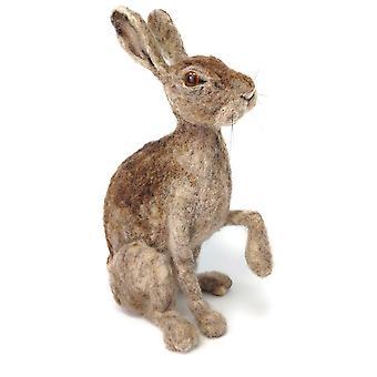Vilda skotska Hare Needle Filtning Kit