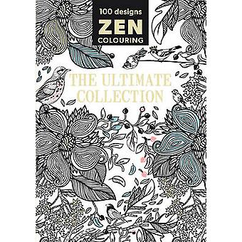 Zen Colouring - The Ultimate Collection van GMC Editors - 978178494121