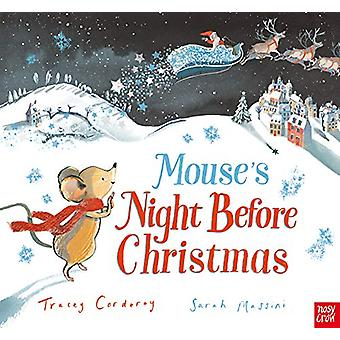 Mouse's Night Before Christmas by Tracey Corderoy - 9781788005449 Book