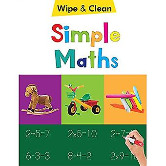 Simple Maths by Pegasus - 9788131940075 Book