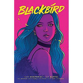 Blackbird Volume 1 by Sam Humphries - 9781534312593 Book