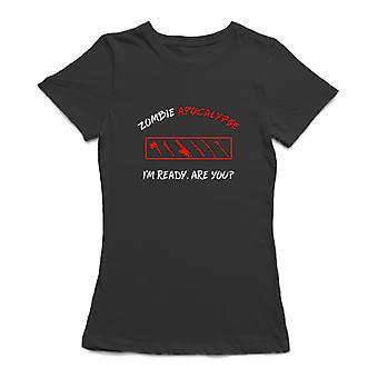 Zombie Apocalypse Item Im Ready Are You? Women's T-shirt