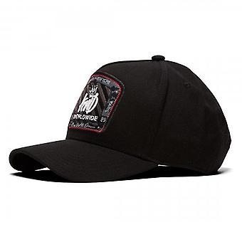 Kings Will Dream  Kings Will Dream Trueman Logo Badge Black Cap