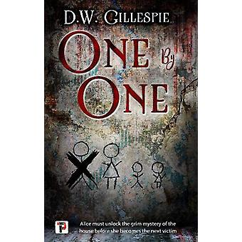 One by One by D.W. Gillespie - 9781787581654 Book