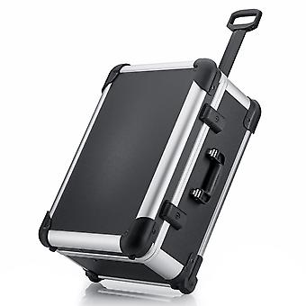 bwh Case Robust Case Transport Case Type 4 avec 2 roues