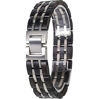 Element Bracelet WaidZeit Ebony Silver - EL-A01