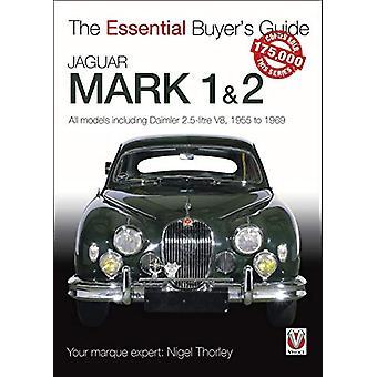 Jaguar Mark 1 & 2 (Alle modellen inclusief Daimler 2,5-liter V8) 195