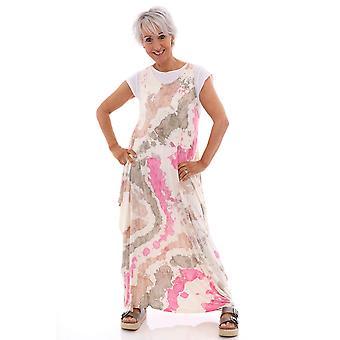 Made In Italy Tiverton Splash Dress