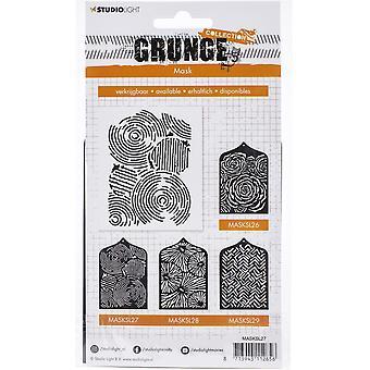 Studio Light Grunge 3.0 Collezione A6 Stencil-NR. 27