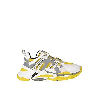 Ash Ezgl040097 Kvinnor's Multicolor läder sneakers