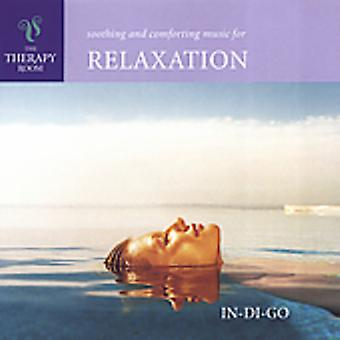 In-Di-Go - Relaxation [CD] USA import