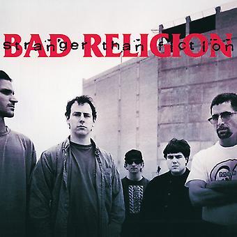 Bad Religion - Stranger Than Fiction (Remastered) [CD] IMPORTAÇÃO DOS EUA