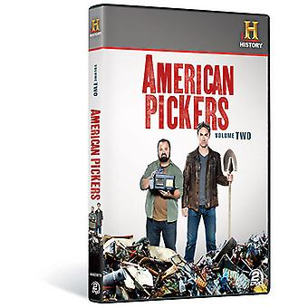 American Pickers, Vol. 2 [2 DVDs] [DVD] USA Import