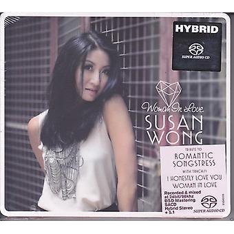 Susan Wong - Wong Susan-Woman in Love (Sacd) [SACD] USA import
