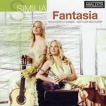 Fantasia For Flute & Guitar [CD] USA import