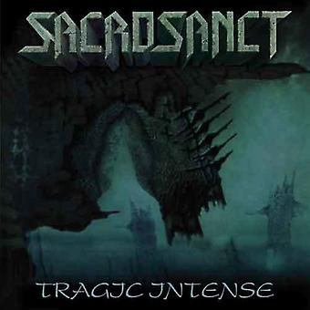 Tragic Intense [CD] USA import