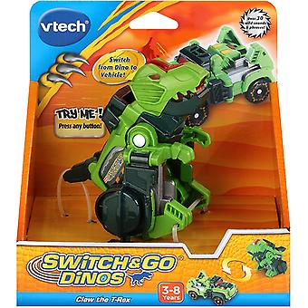 Vtech Switch & Go Dinos Claw the T-Rex