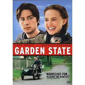 Garden State [DVD] USA import