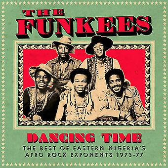 Funkees - Dancing Time the Best of Eastern Nigeria's Afro Ro [CD] USA import