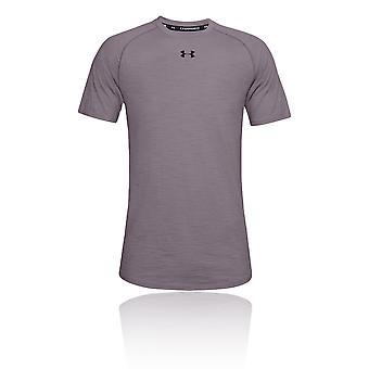 Camiseta de algodão carregada under armour - AW20
