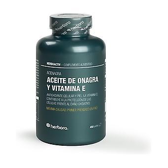 Acenagra (Kvällsljusolja och Vitamin E) 450 softgels