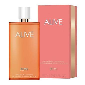 Hugo Boss Alive Parfumeret Bad & Shower Gel 200ml