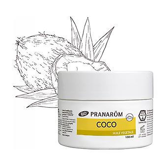 Organic Coconut Vegetable Oil 100 ml