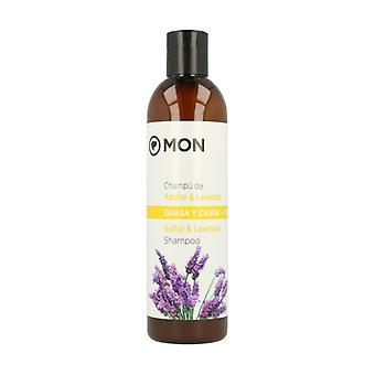 Oily Hair Shampoo and Sulfur Dandruff Bio Lavender 300 ml