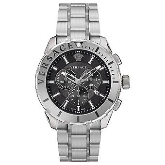 Versace VERG00518 Cronógrafo casual chrono masculino 48 mm
