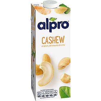 Alpro Cashew Drink Milk Alternative Cartons