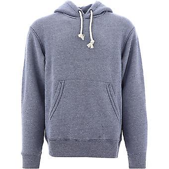 Acne Studios Bi0060navyblue Men's Blue Cotton Sweatshirt