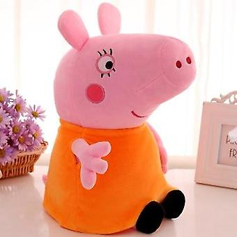 Soft Stuffed Cartoon, Animal Family Doll's