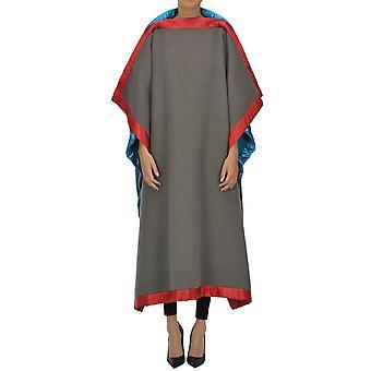 Céline Ezgl076055 Women's Grey Wool Coat