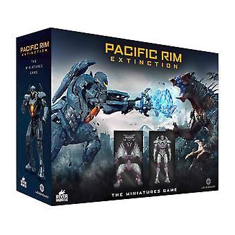 Pacific Rim Extinction The Miniatures Game