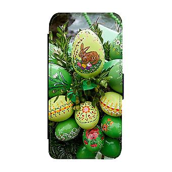 Glad Påsk Samsung Galaxy S9 Plånboksfodral