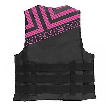 Kwik Tek 10081-06-A-BKHP Airhead Trend Vest, Women's, 2XL/3XL