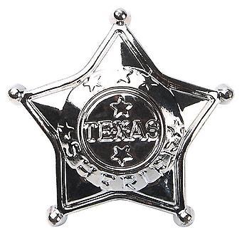 15/0 - Gonher Plastic Sheriff Star