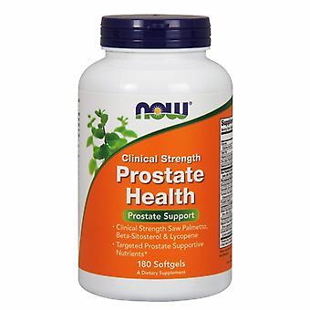 Agora alimentos Próstata Saúde Força Clínica, 180 Softgels