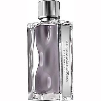 Abercrombie and Fitch Abercrombie and Fitch First Instinct For Him Eau de Toilette Spray 50ml Eau de Toilette Spray