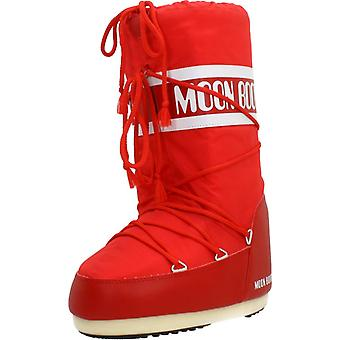 Moon Boot Boots 14004400 Color Red