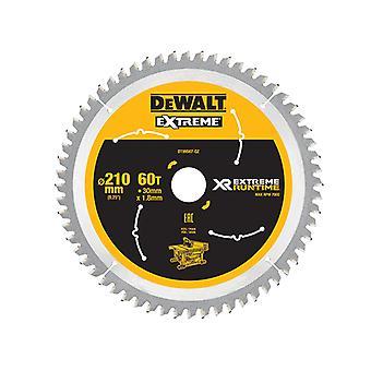 DEWALT FlexVolt XR Tafelzaagblad 210 x 30mm 60T DEWDT99567QZ